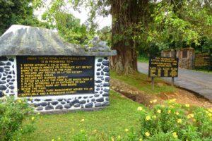 Mount Kilimanjaro Marangu route Tanzania Zara Tours 2